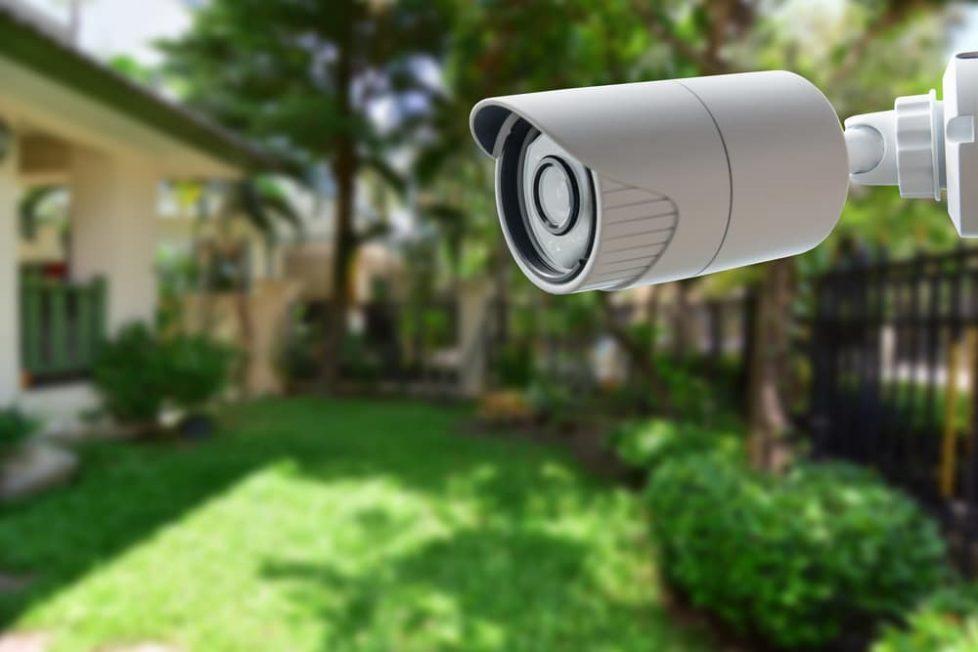 מערכת מצלמות אבטחה לבית