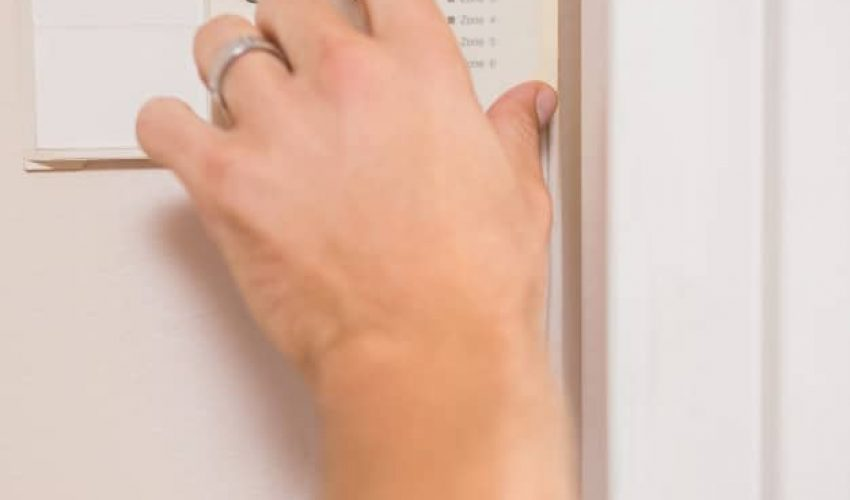 10 טיפים לבחירה והתקנת אזעקה ביתית