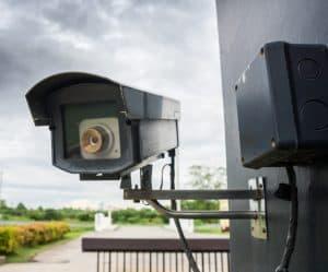 מצלמות אבטחה בחדרה