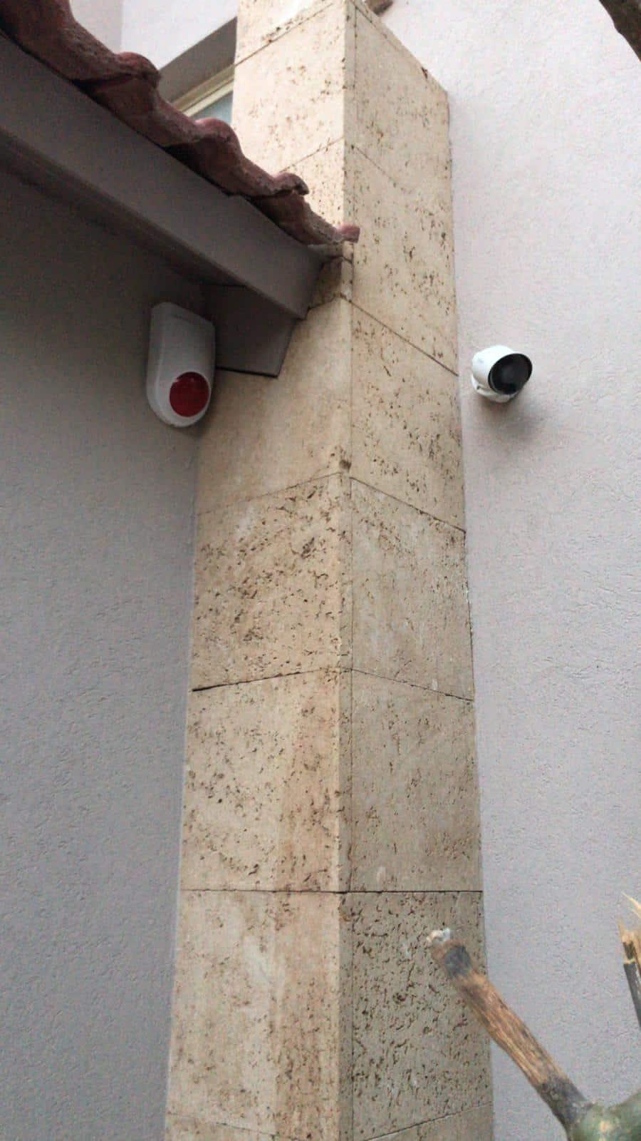 מצלמות אבטחה ברמת השרון
