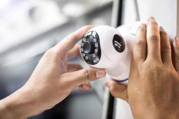 מצלמות אבטחה בארסוף