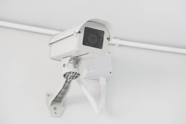 מצלמות אבטחה במכבים רעות