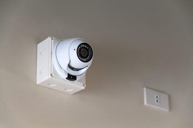 מצלמות אבטחה בגני הדר
