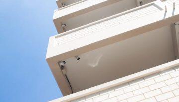 מצלמות אבטחה לבניין משותף